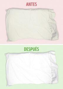 Tips para limpiar ropa blanca