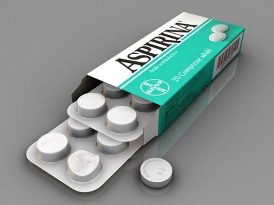 Los múltiples usos de la aspirina