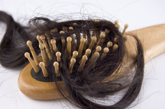 Receta para detener la caída del cabello