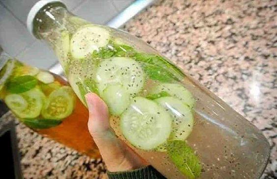 Toma esta bebida todas las noches y Elimina la Grasa del Abdomen... No podrás creer los resultados que obtendrás!