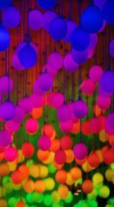 Cómo elaborar globos led en casa