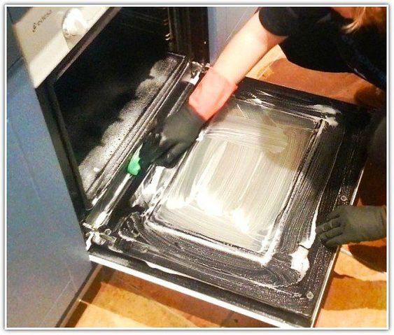 Como limpiar el horno sin esfuerzo