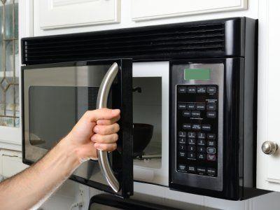 Como limpiar el microondas