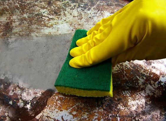 Como limpiar grasa de la cocina