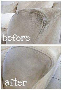 Como limpiar tapiceria