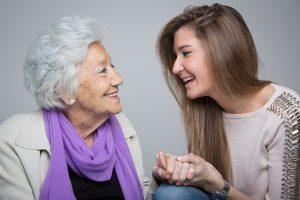 Le comentó a su abuela que su marido le era infiel y este fue su consejo
