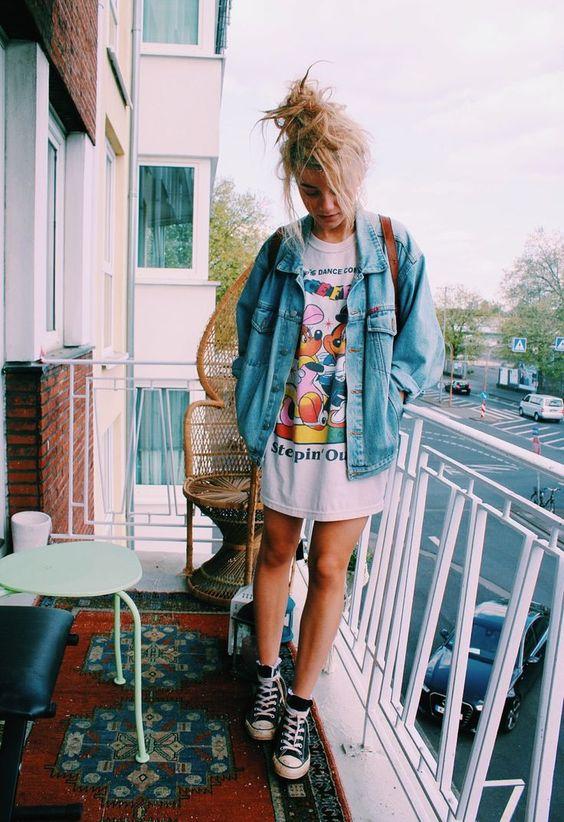 Outfits comodos y con estilo