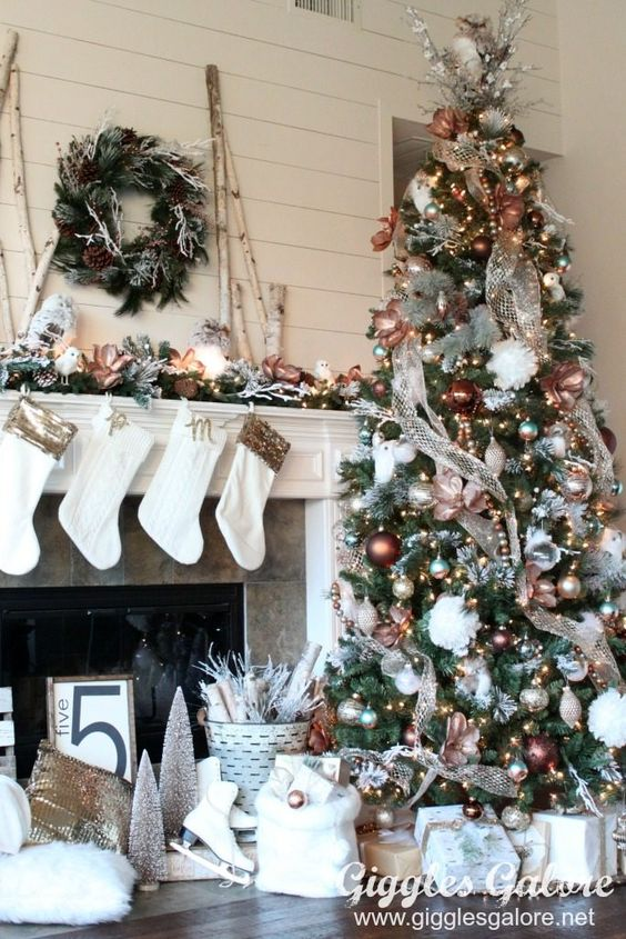 Pinos navideños 2018