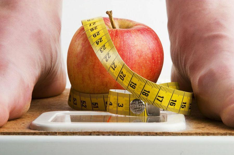 Tabla de medidas y peso para adultos