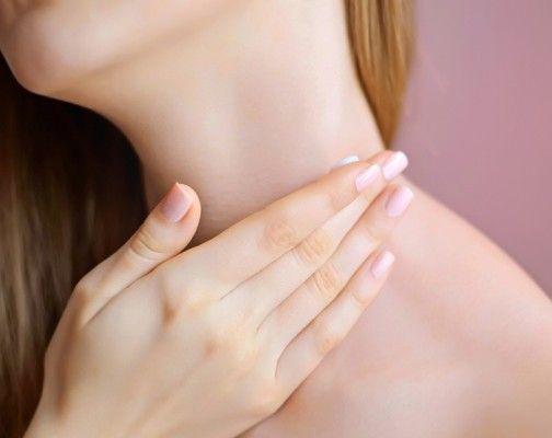 Tips para eliminar arrugas del cuello