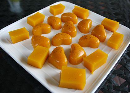 Gomitas naturales a base de cúrcuma que ayudan a reducir la inflamación y disminuir el dolor