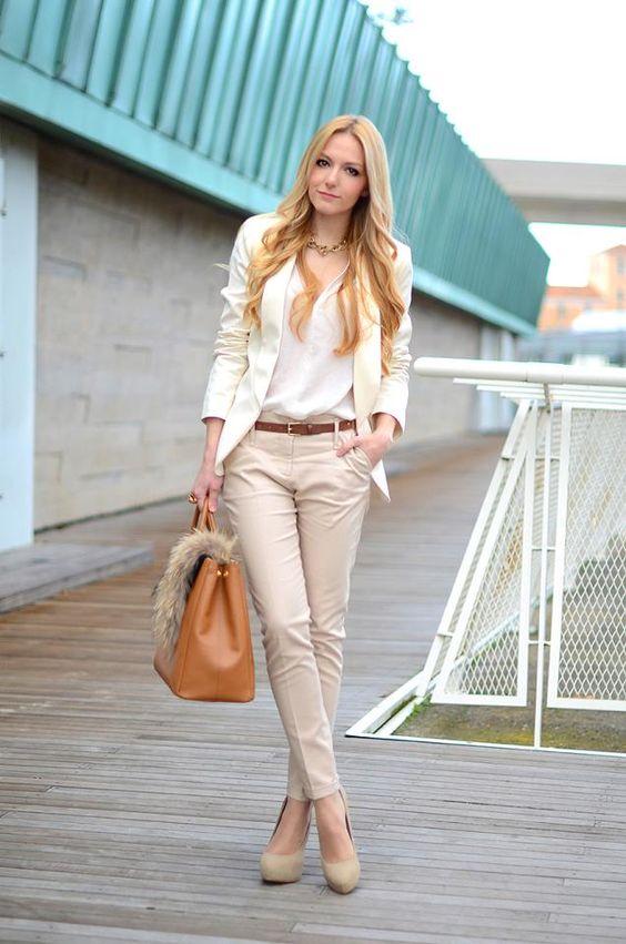"""""""Como lucir un Outfit que refleje una Correcta Imagen y el Puesto Sea para Ti"""""""