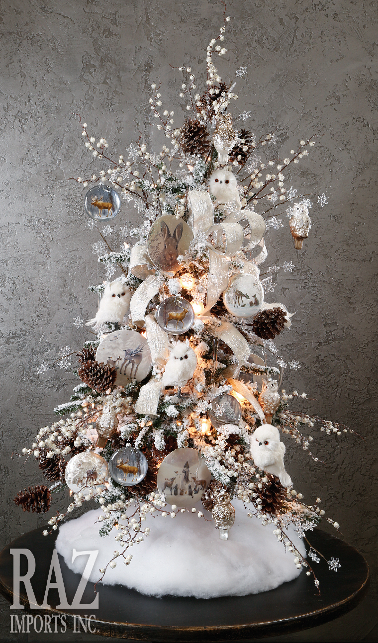 Decoracion de arboles de navidad 2017 – 2018