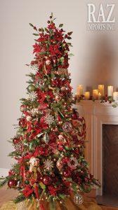 Ideas de decoracion de arboles de navidad 2017 - 2018 (17)
