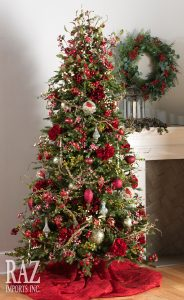 Ideas de decoracion de arboles de navidad 2017 - 2018 (21)