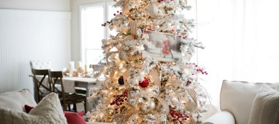 Ideas de decoracion de arboles de navidad 2017 2018 - Arboles decoracion interior ...