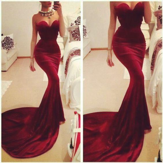 Vestidos en Color Marsala...Un tono con Mucho Protagonismo que te Hará lucir Increíblemente Hermosa