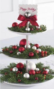 12 Centros de Mesa DIY para esta Navidad (1)