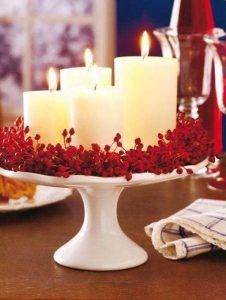 12 Centros de Mesa DIY para esta Navidad (3)