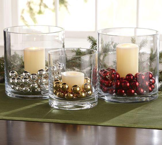 12 Centros de Mesa DIY para esta Navidad (8)