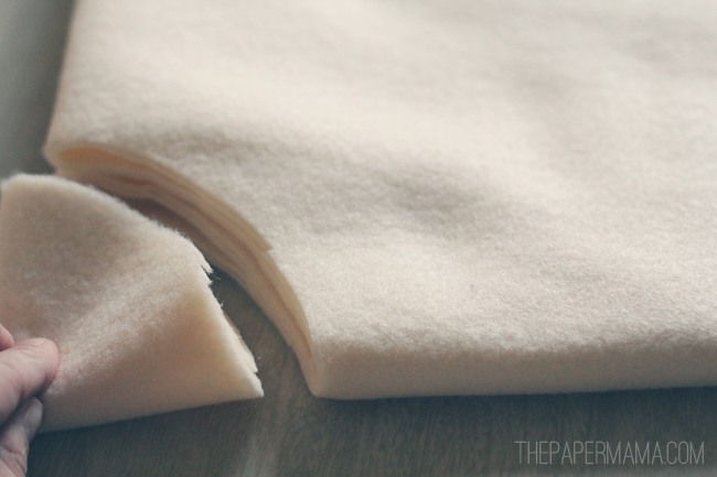 DIY para hacer un Pie de arbol Navideno (9)