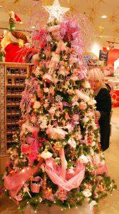 Árboles Navideños con Barbie y temas para Niñas