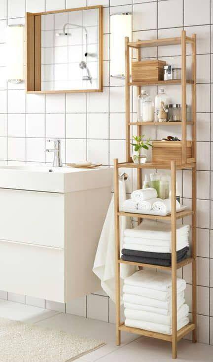 Armarios modernos para baño