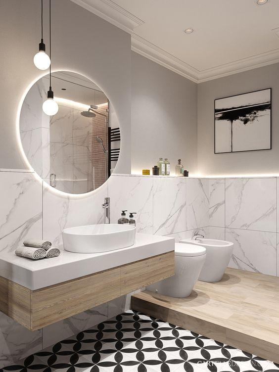 Iluminacion para baños 2018