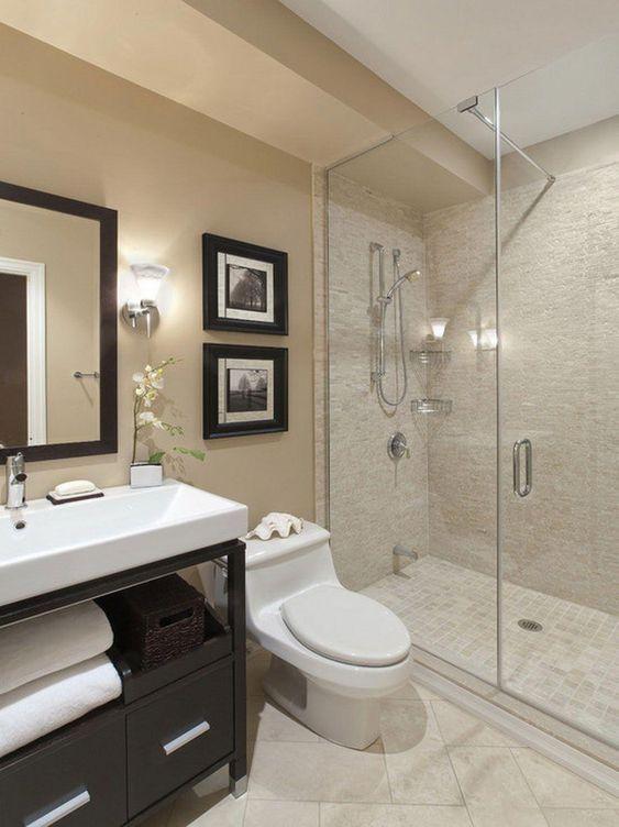 Cuadros para decorar cuartos de baños