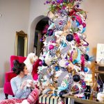 Árboles de navidad por color