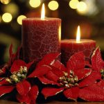 Centros de mesa navideños