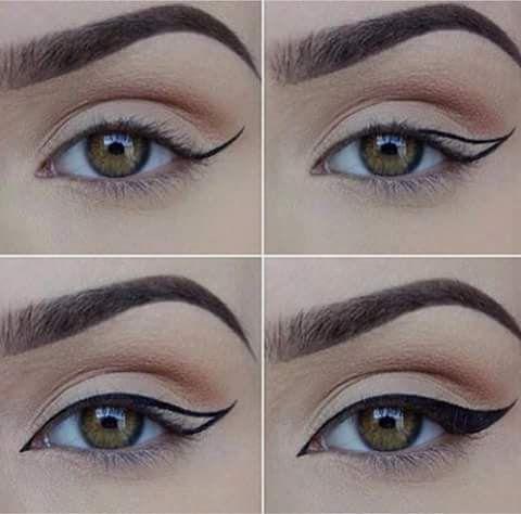 ¿Como hacer el delineado de ojos?