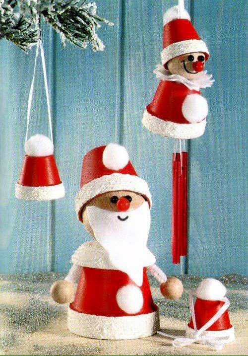 Como hacer manualidades fáciles navideñas