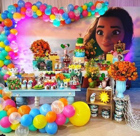 Decoracion de fiestas para niños