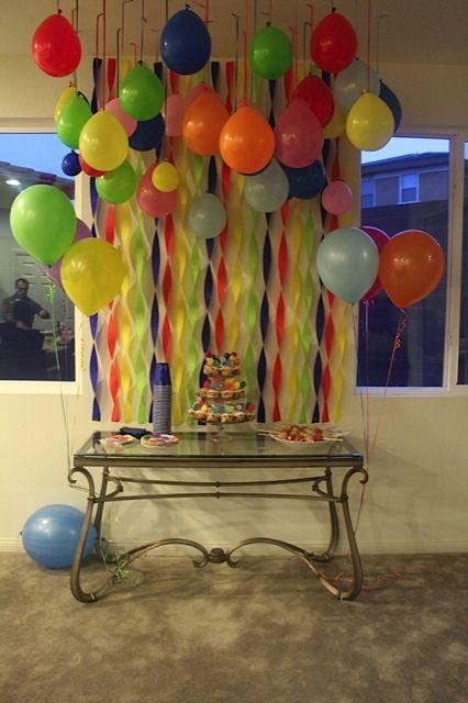 Decoracion de fiestas sencillas