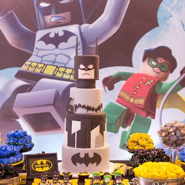 Diseños de pasteles para fiesta de batmanDiseños de pasteles para fiesta de batman