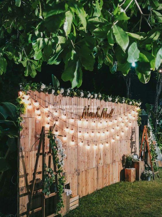 Escenarios para fotos de boda