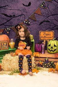 Escenarios para fotos de halloween