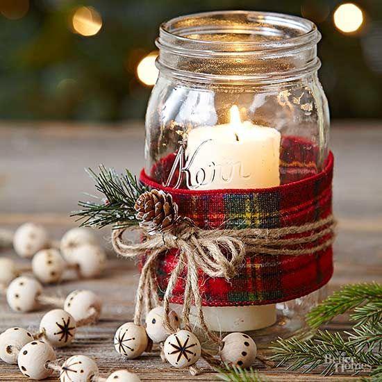 Ideas de manualidades navideñas