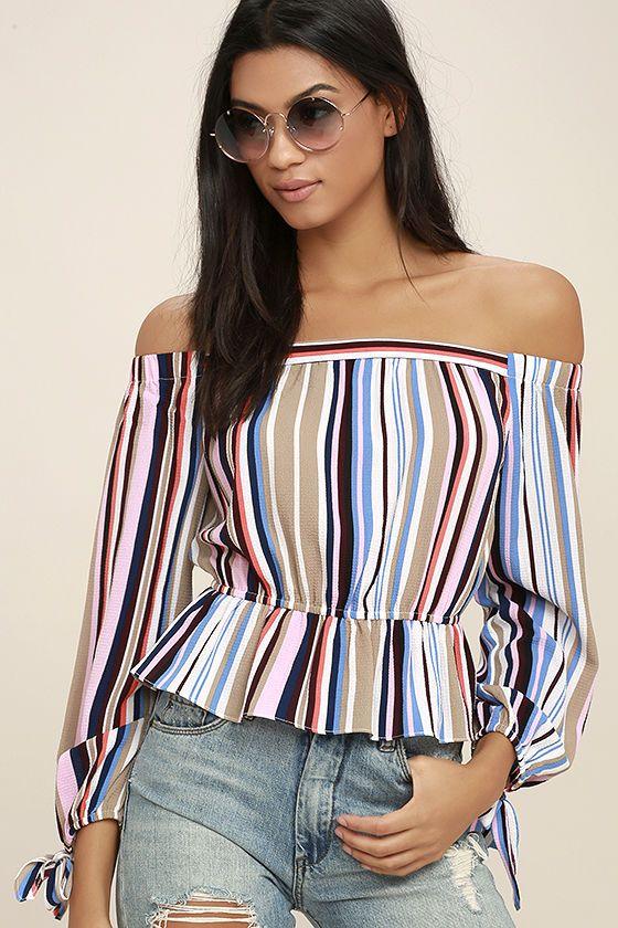 Imágenes de blusas estampadas