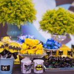Imágenes de fiesta tematica de batman