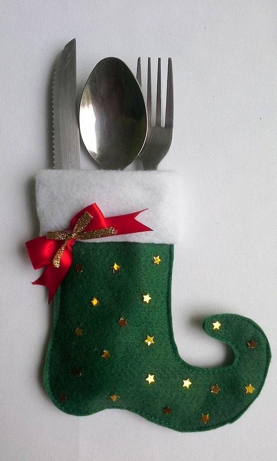 Manualidades navideñas para la cocina