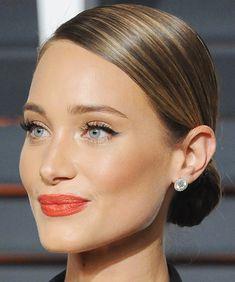 Maquillaje sencillo y elegante a la vez