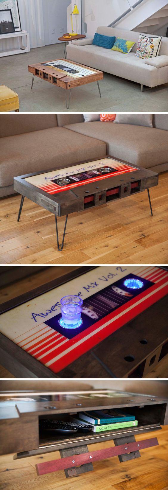 Muebles para decoración geek