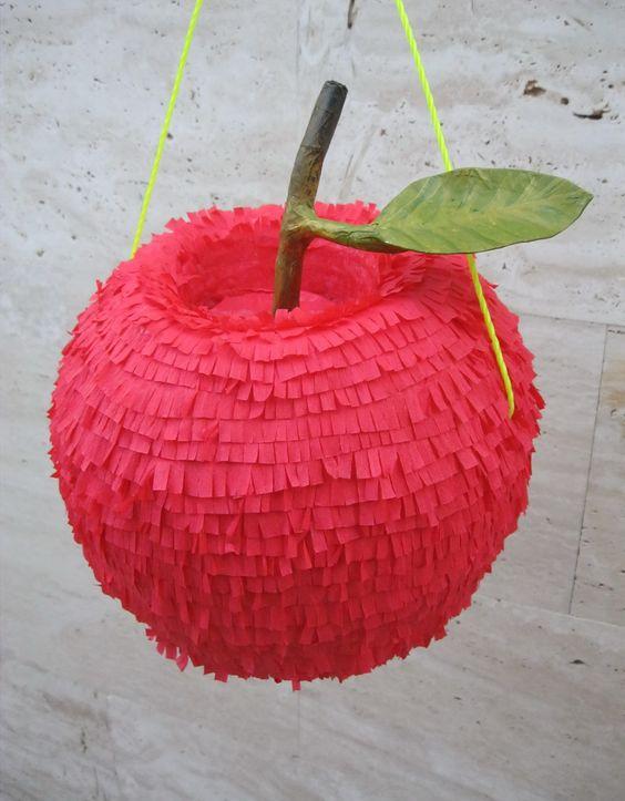 Piñatas para fiesta de blanca nieves