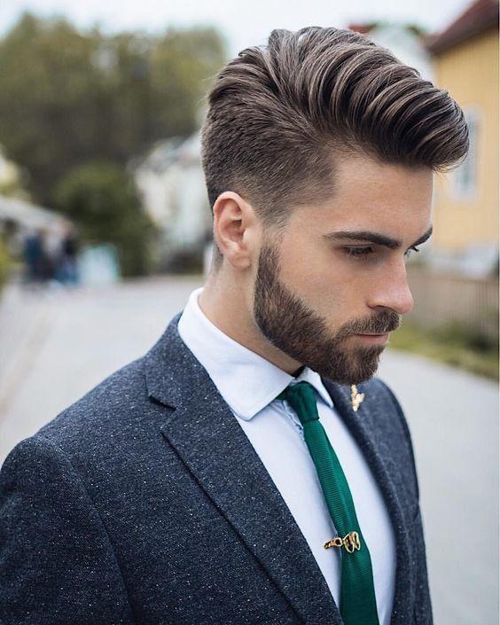 corte de cabello para hombre