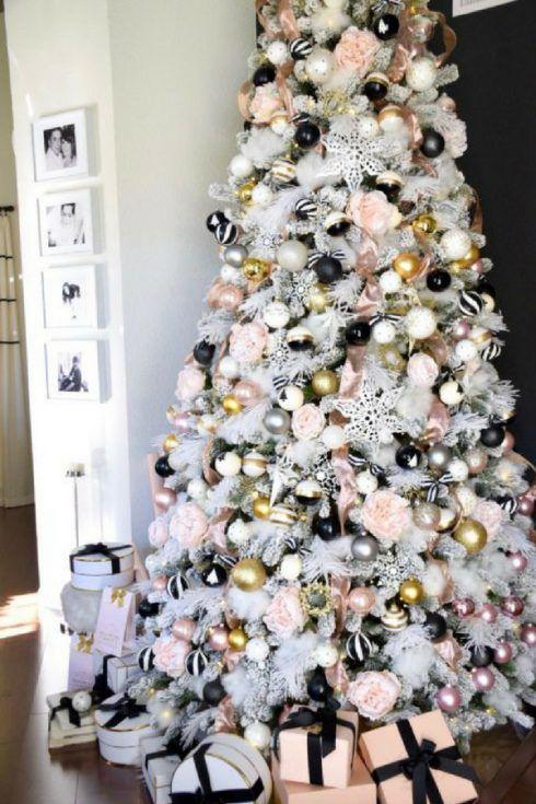 tendencia en decoracion navideña