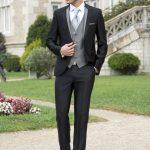 traje de novio para boda de día