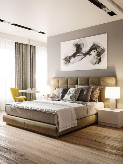 colores de dormitorios para hombres 2019