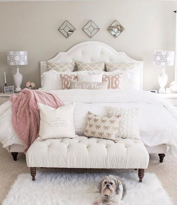 Colores de dormitorios para Mujer 2019
